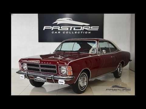 (8) Cronologia Do Opala  Modelos de 1968 a 1992 pra quem curte carros antigos, confira!!! - YouTube
