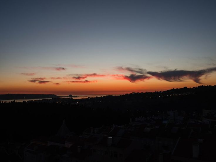 Last 2014 sunset in Lisbon Photo by Sergio Nogueira -- National Geographic Your Shot