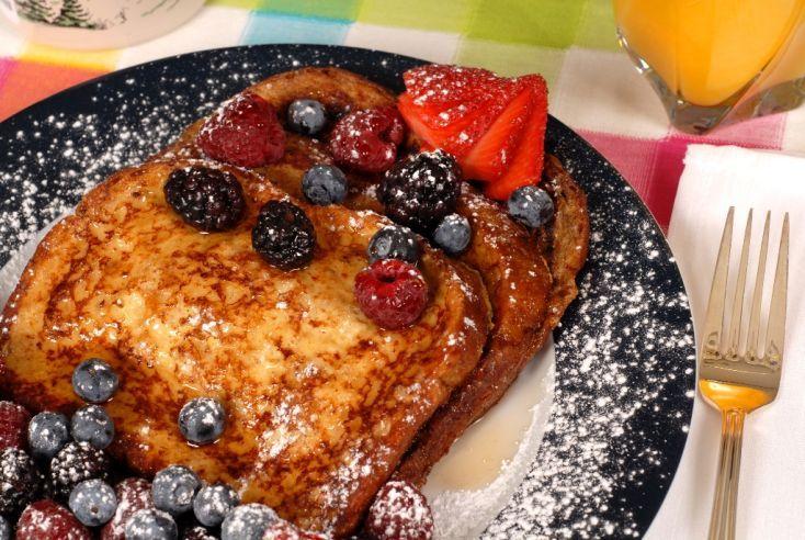 Sladký francúzsky toast