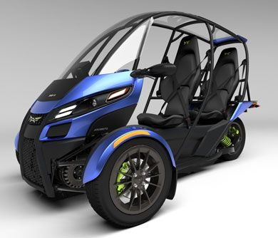 Electric Cars Of