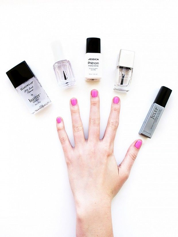 Same Polish, 5 Different Topcoats—See Which One Lasted http://www.byrdie.com/best-top-coat-reviews/?utm_content=buffere556d&utm_medium=social&utm_source=pinterest.com&utm_campaign=buffer viByrdiety