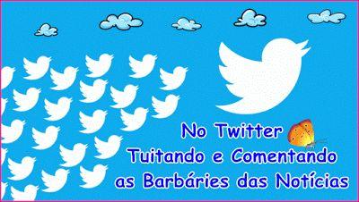 Café e Pérolas : No Twitter Tuitando e Comentando Notícias Escandal...