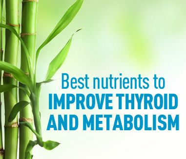 Find out what level your thyroid is functioning at and boost it with natural nutrients.