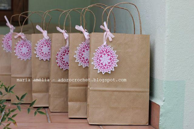Bolsa De Papel Personalizada Casamento : Pingente para sacola de papel craft kraft
