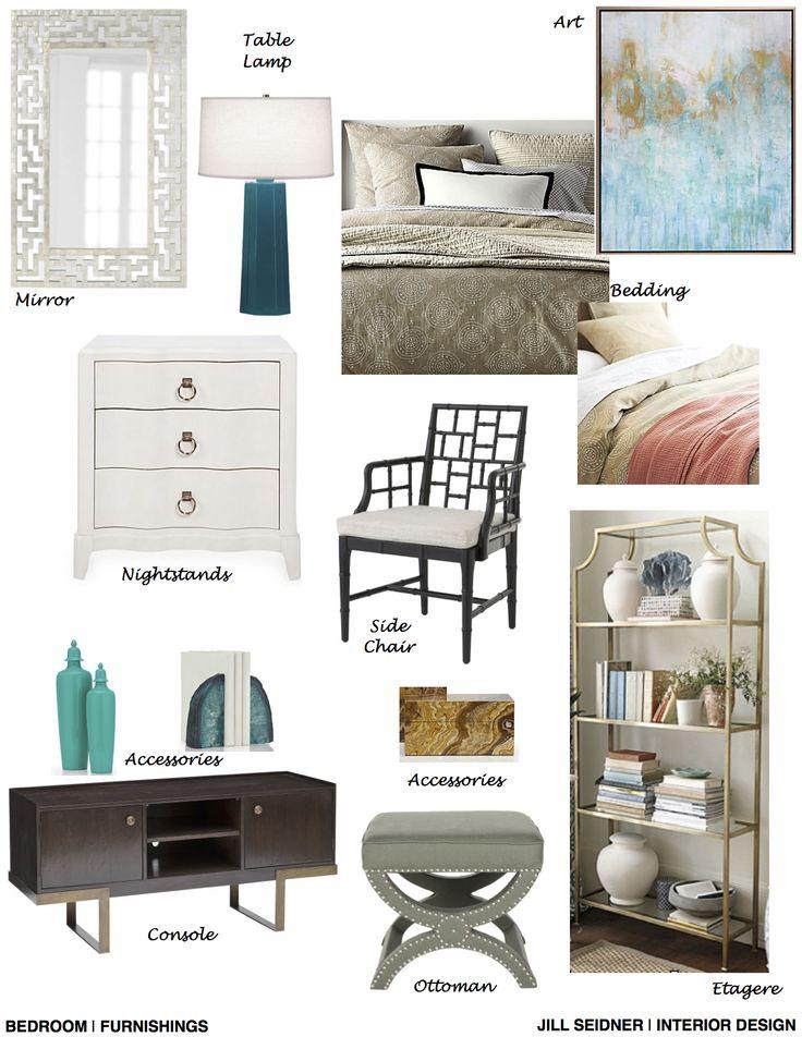 Good Interior Design Concept Board With Way Condo Los Angeles Ca Master Bedroom Furnishings