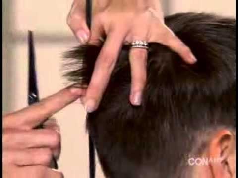 мужские стрижки и причёски - YouTube