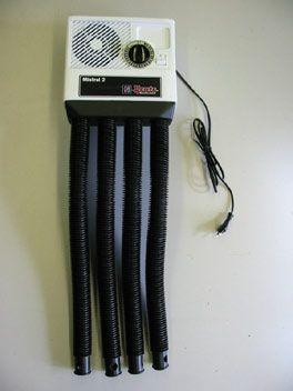 Тепловые пушки и сушильное оборудование | Аппараты для сушки обуви и одежды | Heute Mistral 2