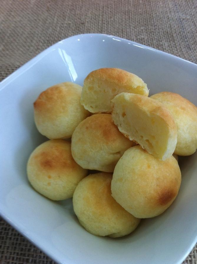 BIMBY: pão de queijo