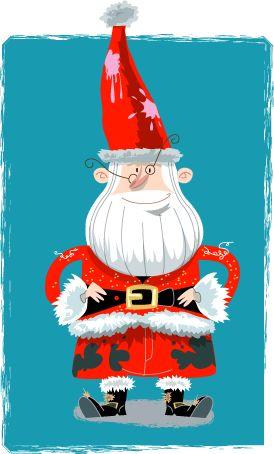 Le Père Noël a perdu son costume - La nuit de Noël approche mais le Père Noël a égaré son costume rouge et blanc. Comment pourrait-il distribuer les cadeaux sans sa tenue fétiche ? Il doit absolument la retrouver !