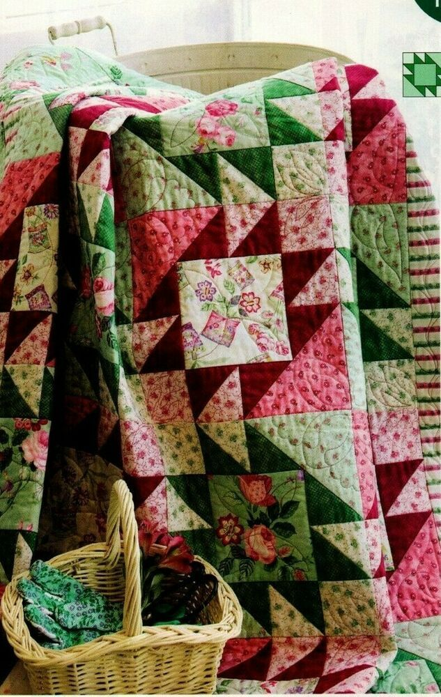 Briar Rose Quilt Quilts Pinterest Briar Rose