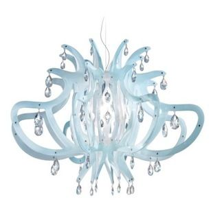 Slamp - Medusa Chandelier by Slamp - The SLAMP Medusa Chandelier is one you won't want to avoid. This piece is almost like the shadow of a c...