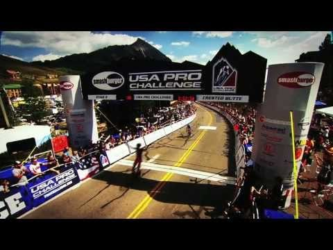 Just one more month until the USA Pro Cycling Challenge kicks off with Stage 1 in Aspen! We're already looking forward to it as one of the official race partners.