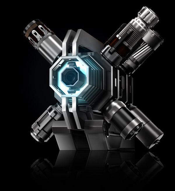 Electro Magnetic Motor concept by Rashit Askarov