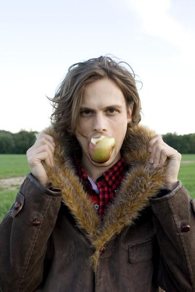 Matthew Gray Gubler... I want him for Christmas.... I don't feel that is to much to ask ;)