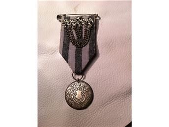 Medalj Steampunk No 9