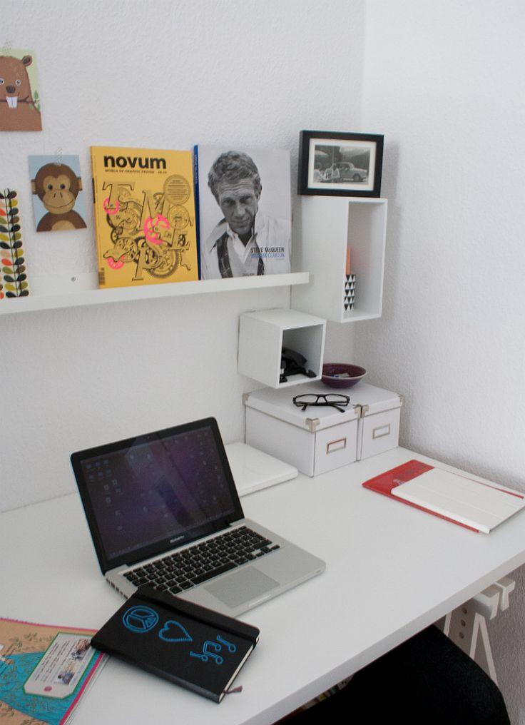 Meine eigenen 4 Wände I Kreative Ecke amyslove.com
