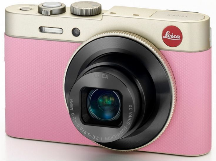 Leica C Pink Gold