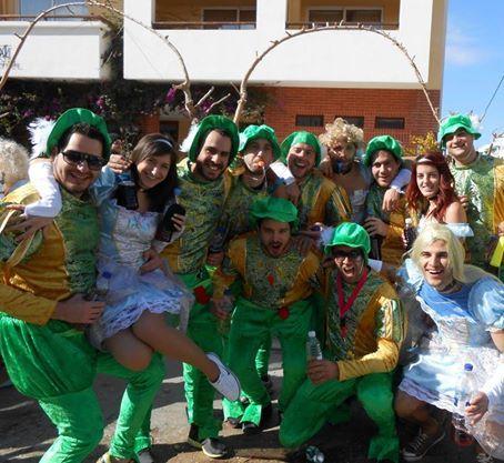 carnival FIGURES