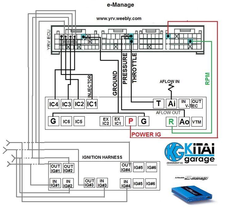 the 12 best kelisa images on pinterest rh pinterest co uk perodua myvi ecu wiring diagram 1G DSM ECU Pinout