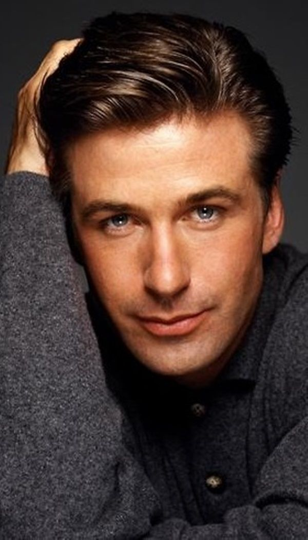 a young Alec Baldwin.                                                                                                                                                                                 More