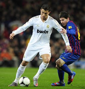 "Real Madrid and Portugal star Cristiano Ronaldo insisted he was ""better than Messi"" in an interview with American news channel CNN, before appearing to retract his claim."