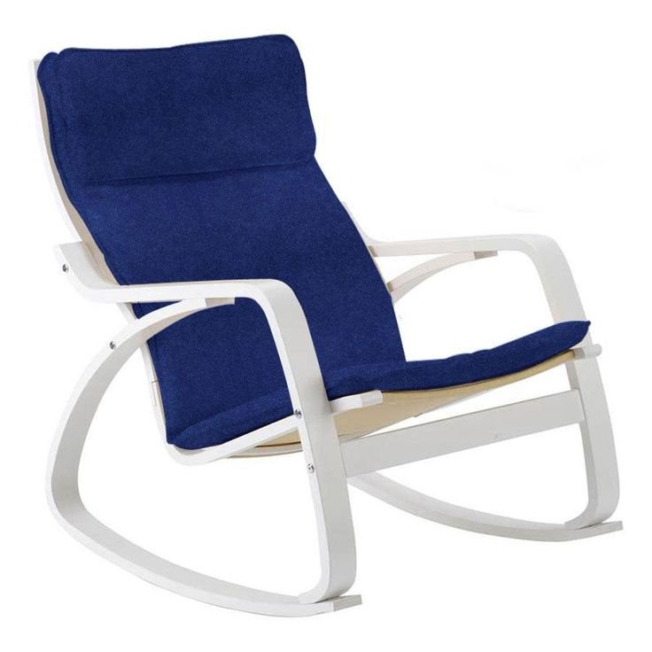 affordable rocking chair design assise bleu jean cliff with rocking chair allaitement. Black Bedroom Furniture Sets. Home Design Ideas