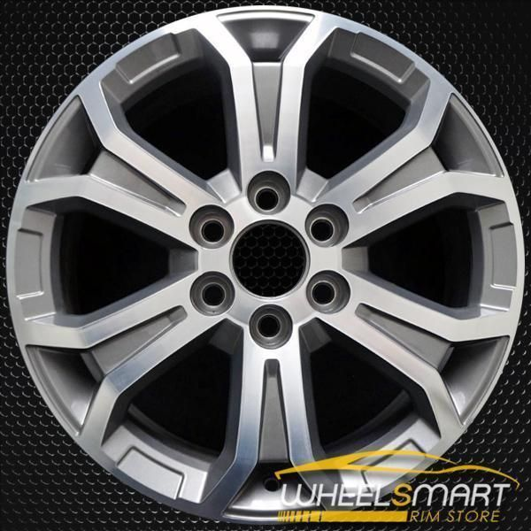 19 Gmc Acadia Oem Wheel 2013 2016 Machined Alloy Stock Rim 5573