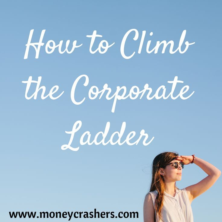 How to Climb the Corporate Ladder 5 Keys to #Career Success http://www.moneycrashers.com/climb-corporate-ladder-career-success/