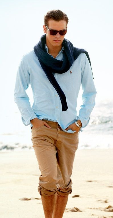 33 best Key Pieces for Men's Preppy Style images on ...