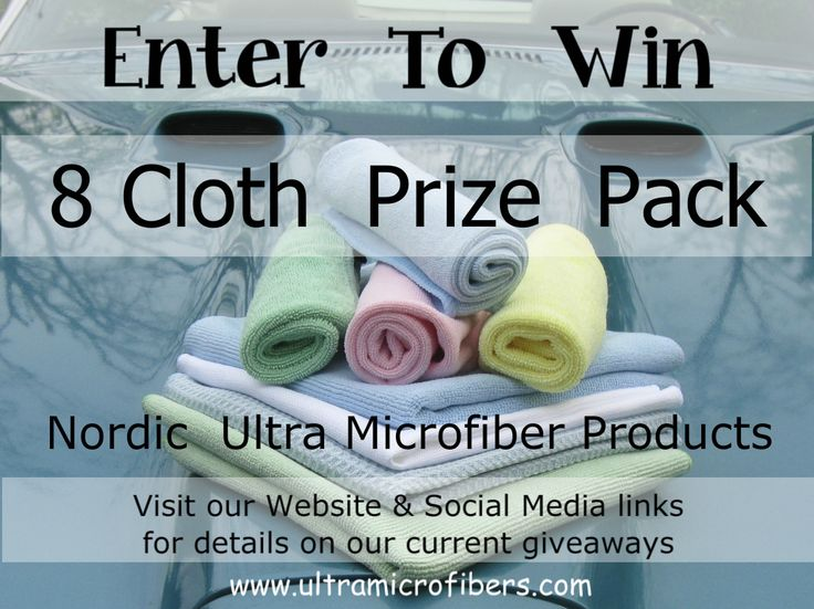 #Giveaway ~ Big News Green Holiday Giveaway ~ #Enter to #WIN a Nordic Ultra Microfiber 8 Cloths Prize Pack. See product review & enter here, use the coupon code for discount http://www.thegreenparent.com/big-news-and-a-great-green-holiday-giveaway/ prize ‬#‎Review‬ ‪#‎Contest‬ ‪#‎Free‬ ‪#‎Coupons ‬#couponcode‪ ‪#‎giveaways‬ via our friends at The Green Parent. Ends 20/11/2015