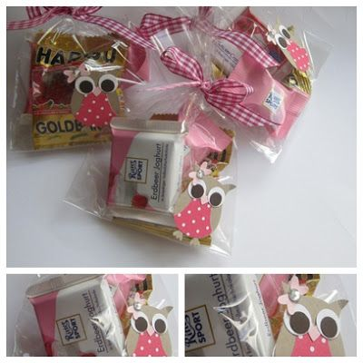 paperqueen: Kleine Geschenke...what a cute idea for play dates during the holidays! #cookies #brownies #givebakery