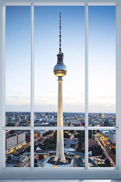 Poster Berlin : Alexanderplatz
