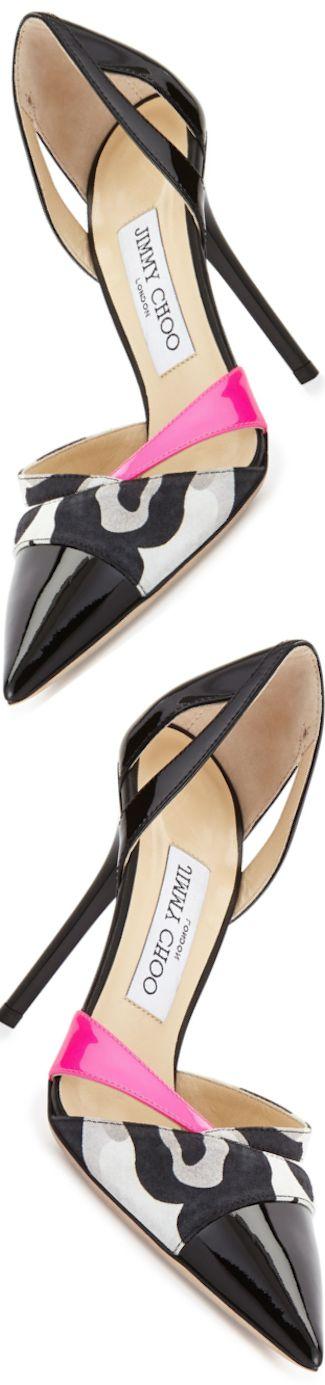 Una joya estos zapatos de Jimmy Choo.                                                                                                                                                      Más