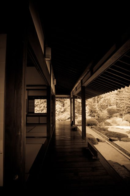 Japanese traditional house 日本家屋