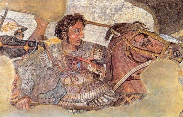 Alexander the Great, Military Personnel – Overall Rank #5