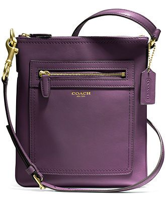 COACH LEGACY LEATHER SWINGPACK - COACH - Handbags & Accessories - Macy's