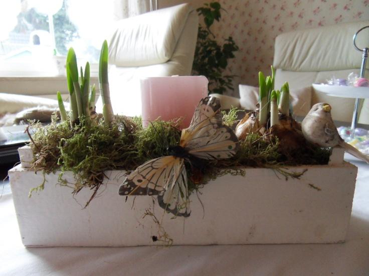 142 best images about fr hlingsdeko on pinterest. Black Bedroom Furniture Sets. Home Design Ideas