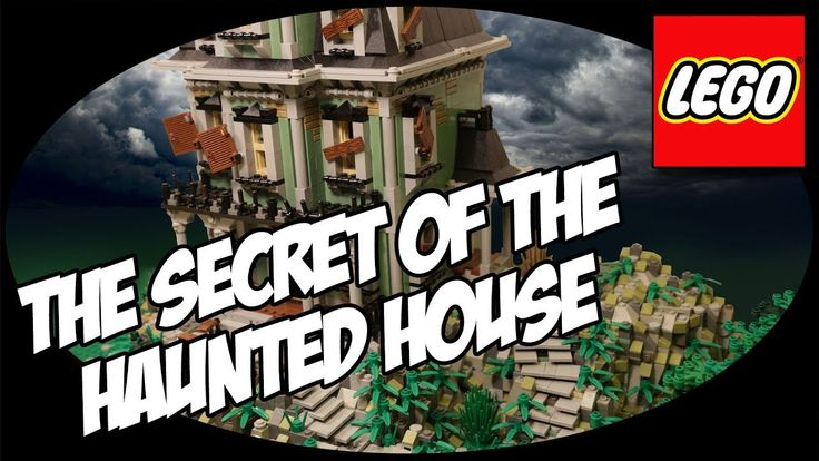 Lego 10228 - The Secret of the Haunted House