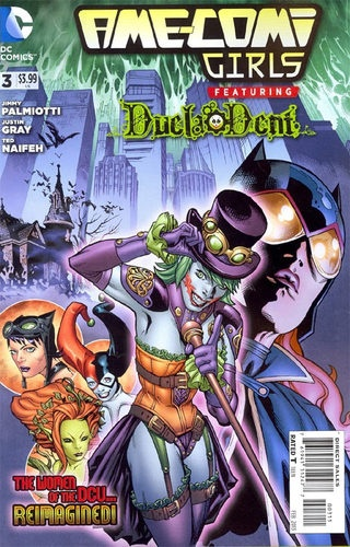 Ame Comi Girls 3 Featuring Duela Dent Batgirl Catwoman Poison Ivy Harley Quinn | eBay