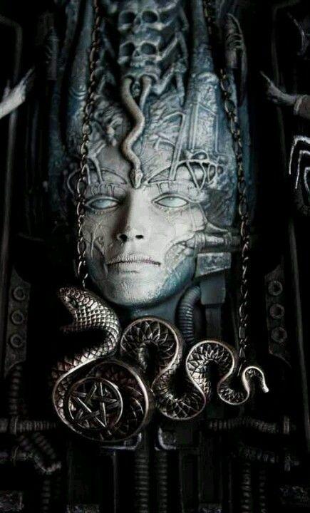 Medusa fantasy art