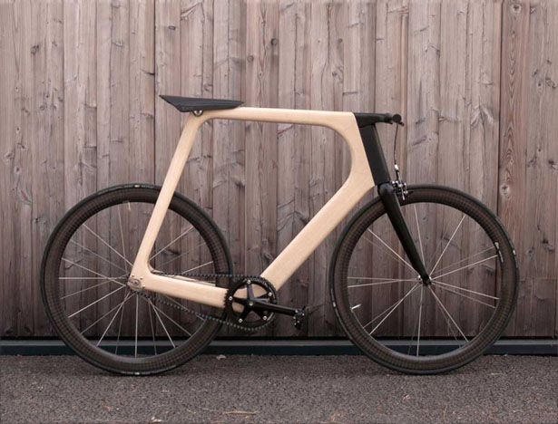 Arvak bicycle has been unveiled by Keim, it's a bike as the result of innovative manufacturing technology.