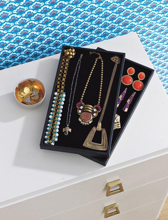 The 25 best diy velvet jewelry tray ideas on pinterest for Velvet jewelry organizer trays