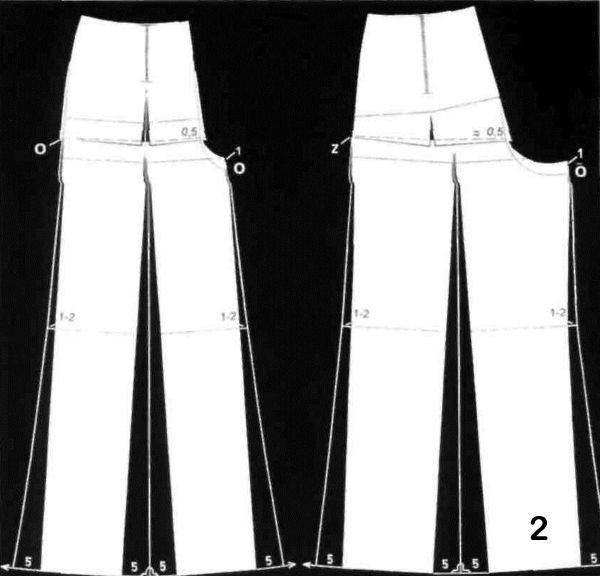 wide leg pants