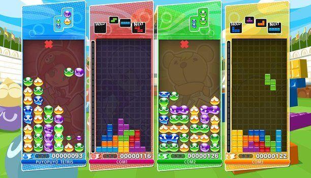 Si los juegos de puzzles son lo tuyo o si simplemente eres un fan de toda la vida de Puyo Puyo o del longevo Tetris estás de enhorabuena: Puyo Puyo Tetris combina lo mejor ambas sagas en una nueva entrega que estará disponible el 28 de abril de este año para las plataformas PlayStation 4 y Nintendo Switch.  El juego ofrece numerosos modos de juego con los que medir tu habilidad. El Modo Aventura te pondrá frente a una serie de desafíos en los que tendrás que cumplir una serie de premisas…