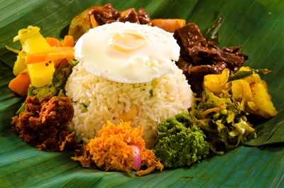 17 best images about ala carte on pinterest banana for Authentic sri lankan cuisine