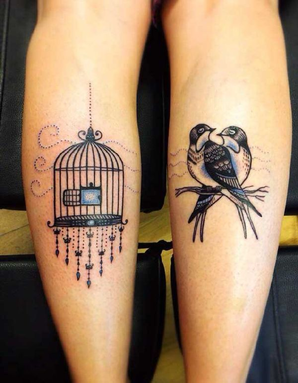 40 best birdcage tattoo ideas images on pinterest bird cage tattoos bird cages and birdcages. Black Bedroom Furniture Sets. Home Design Ideas