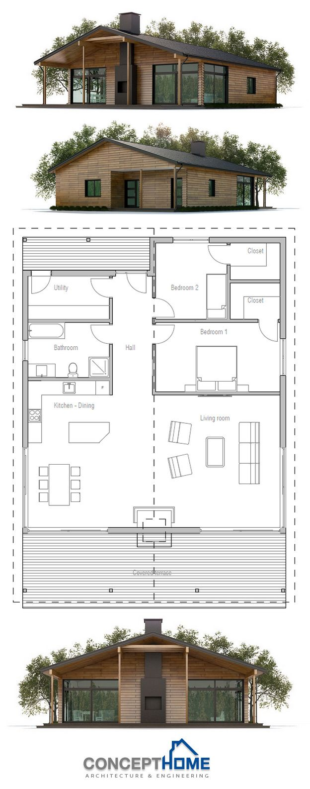 1000+ images about house_plans on Pinterest - ^