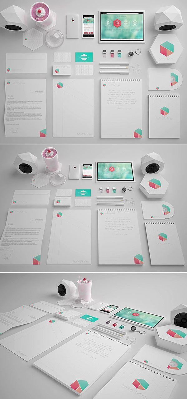 Pixel Monster Diseño: Nuevos y hermosos ejemplos de branding