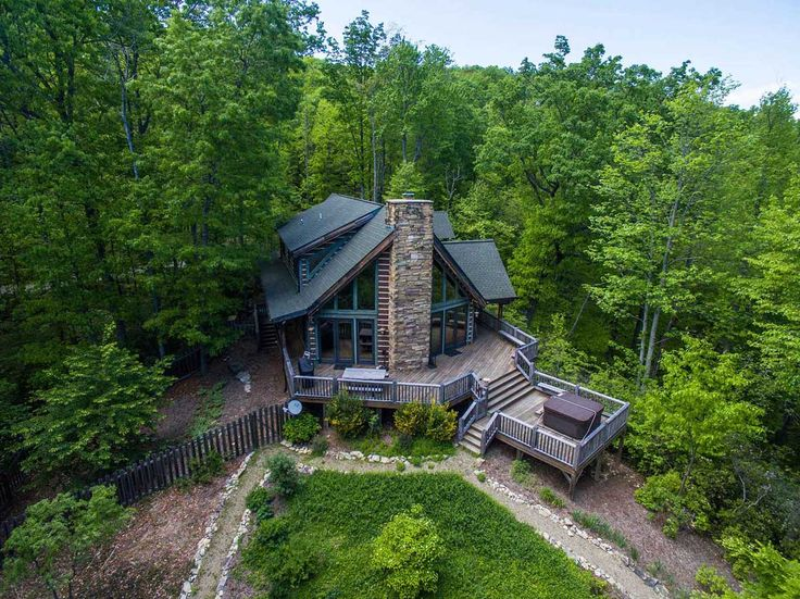 36 best location location location images on pinterest for Cheap cabin rentals in asheville nc