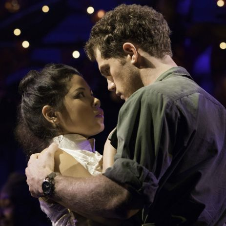 Miss Saigon on Broadway 2017